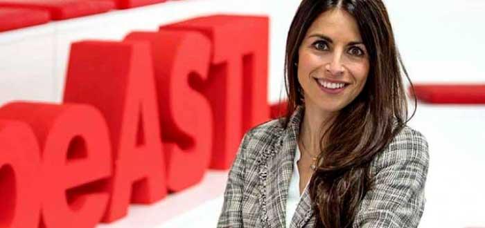 Verónica Pascual de empresarios españoles
