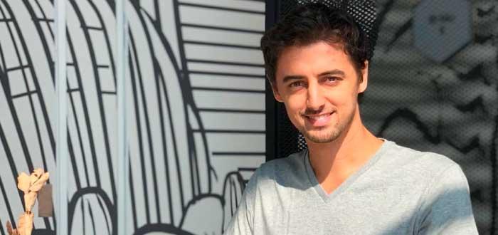 Francisco Ortiz sonriendo