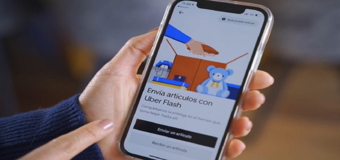 Uber flash