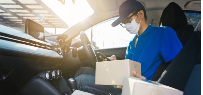Uber flash, envío de paquetes rápido y seguro
