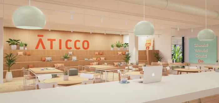 Aticco Living, un startup coliving