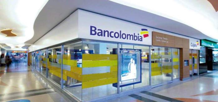 Bancolombia, la principal entidad bancaria y una de las empresas colombianas exitosas