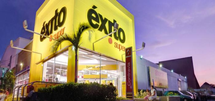 Por su gran expansión es considerada como una de las empresas colombianas exitosas