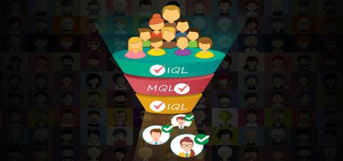 Los MQL son uno de los 3 tipos de leads que se pueden encontrar entre los indicadores de marketing