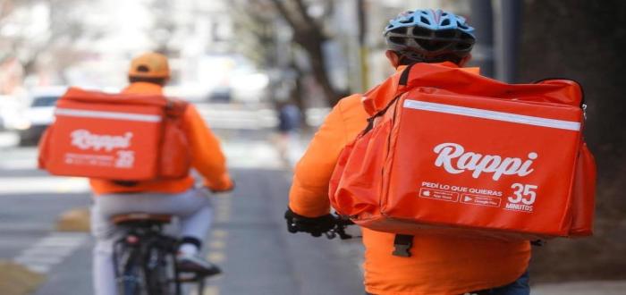 Rappi, el startup que se posiciona entre las empresas colombianas exitosas
