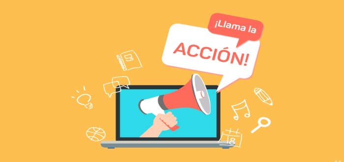 Crea call to action para generar leads