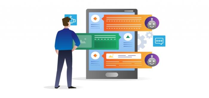 Los chatbots con inteligencia artificial se conectan a una gran variedad de bases de datos y sistemas de marketing para ofrecer información de diversas características