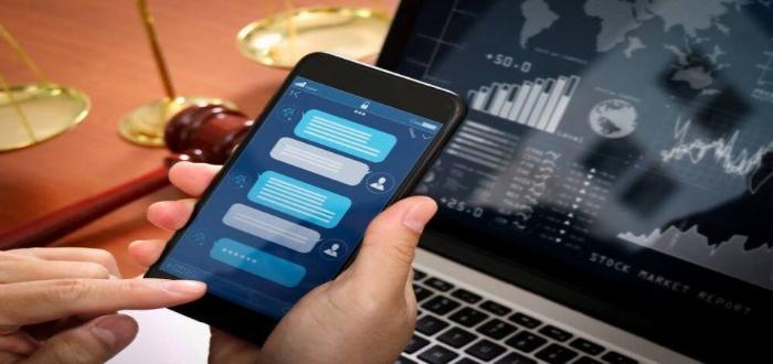 Los chatbots utilizan metodologías específicas para cumplir con sus funciones