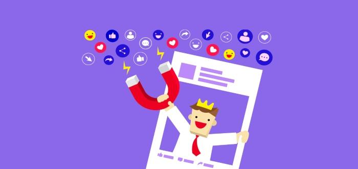 Las redes sociales como generador de leads