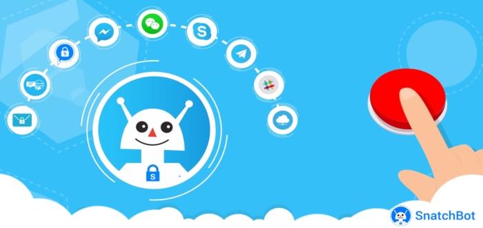 SnatchBot: esta herramienta te permite crear un chatbots inteligentes en dispositivos móviles
