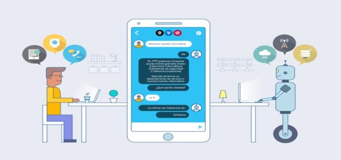 Los chatbots basados en Inteligencia Artificial son capaces de aprender de las interacciones y actualizarse de manera independiente.
