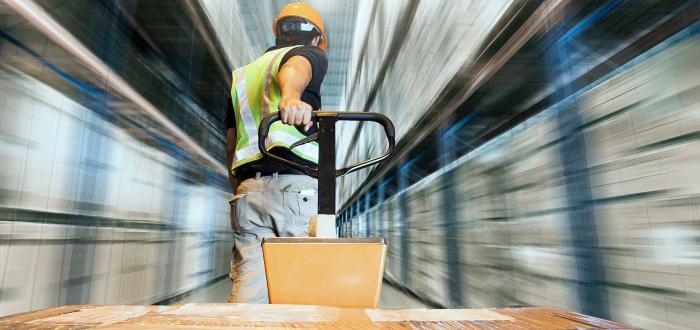 Los riesgos ergonómicos aumentan en el sector logístico