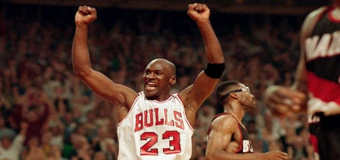 Motivate a seguir adelante con las frases de Michael Jordan