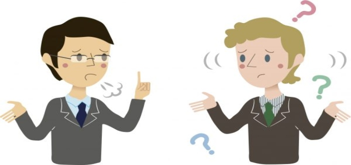 La razón de las objeciones es porque el cliente no entiende el proceso de la empresa