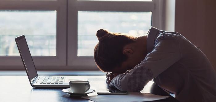 Razones por las que tienes un mal día en el trabajo