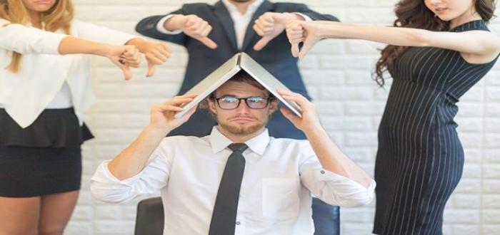 Tipos de empleados tóxicos en una empresa